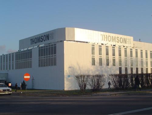 Zespół przemysłowo-biurowy fabryki DVD Technicolor w Julianowie
