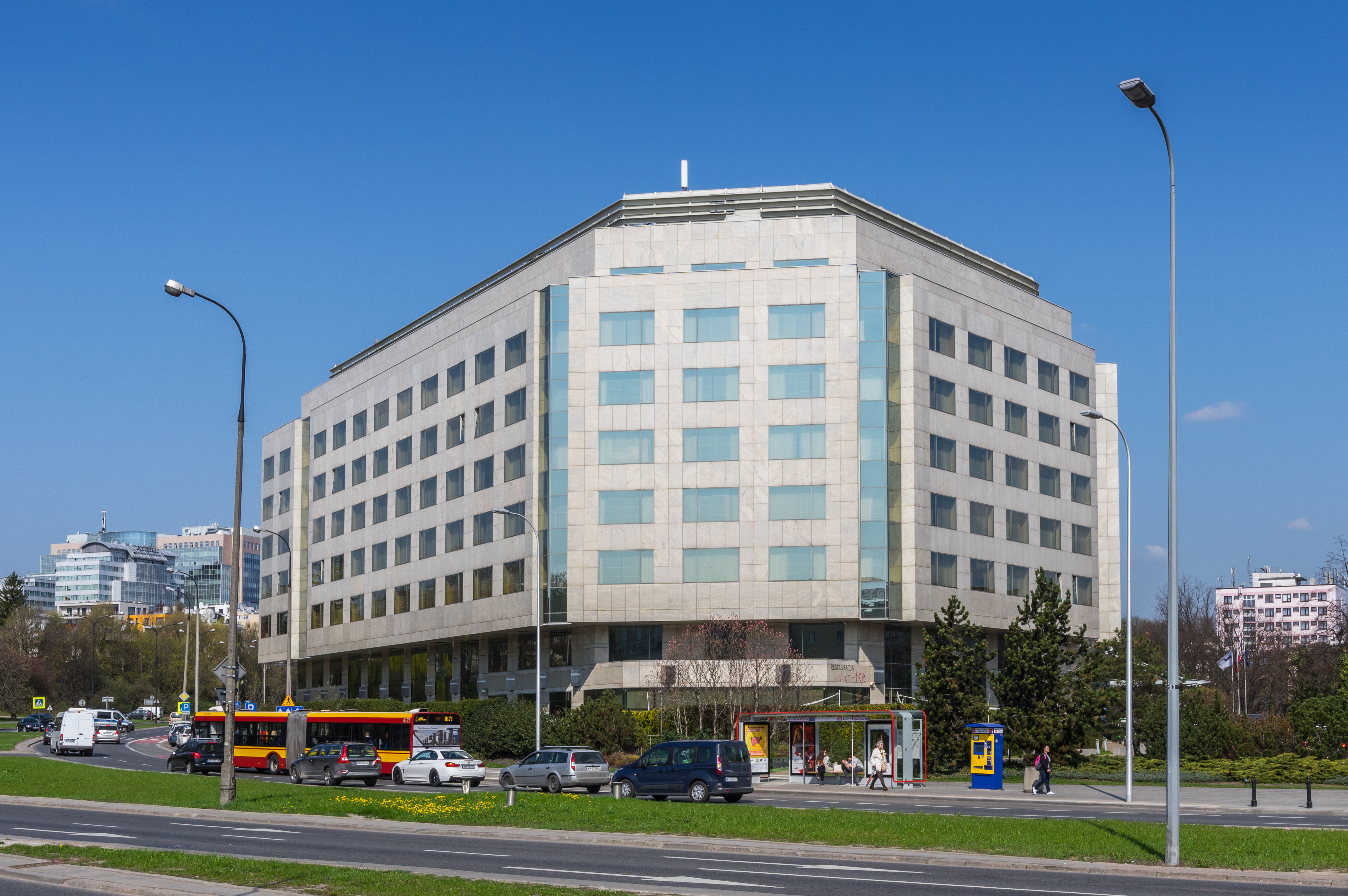 Hotel Hyatt Regency w Warszawie